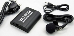 AUX USB SD-kort Vovo SC adapter