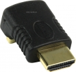 Vinklad HDMI adapter 90°