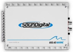 Soundigital SD800.4D MARINE 4Ω